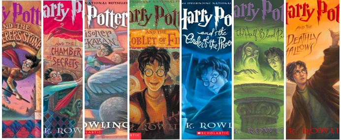 Harry Potter The Series