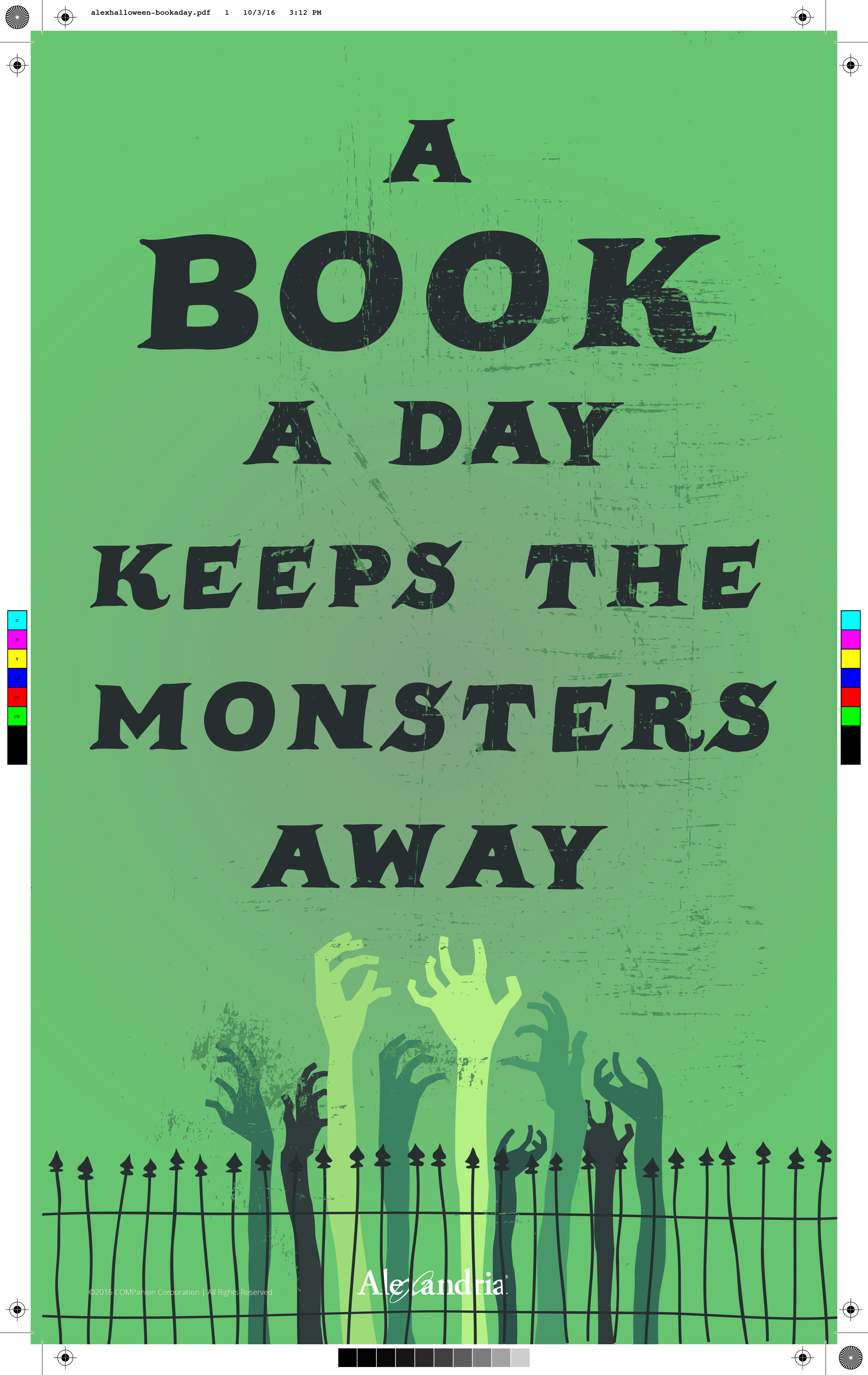 80e2d82a3024 Halloween Posters for Your Library - Alexandria Library Automation ...