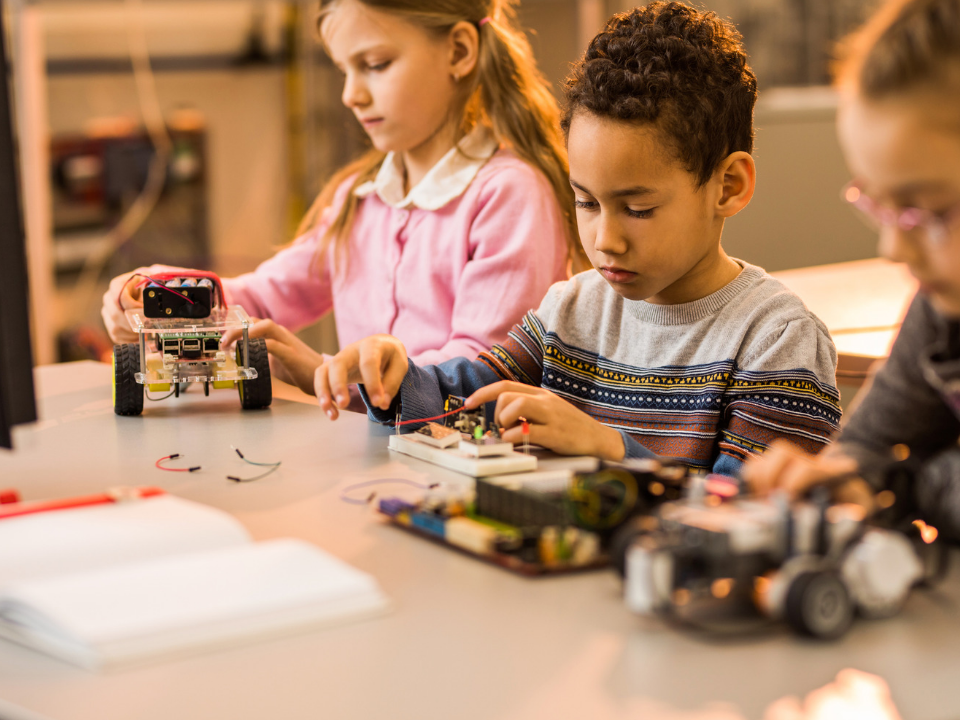 importance of makerspaces
