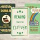 St. Patrick's Day Library Posters